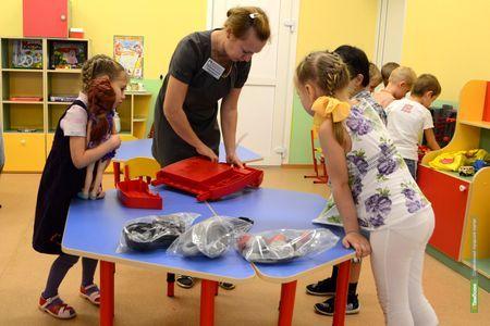 В Тамбове дефицит воспитателей для детских садов