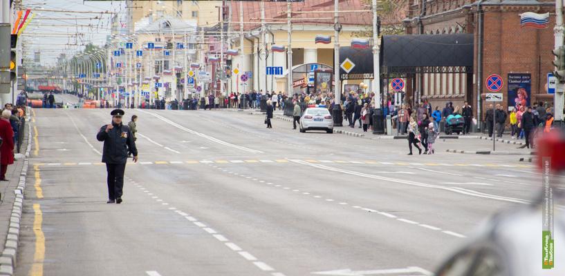 В Тамбовской области к охране общественного порядка всё чаще привлекают казаков