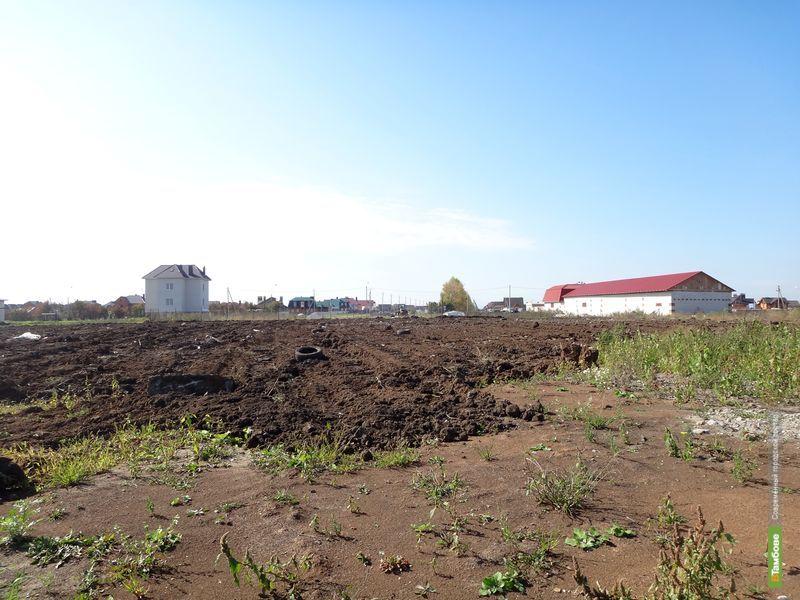 Тамбовские власти готовы заменить землю, которую выделили многодетным семьям под застройку