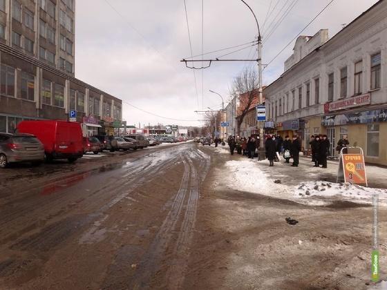 Пригородные автобусы вернут на Центральный рынок Тамбова