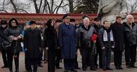 В Тамбове состоялся митинг, посвящённый Дню защитника Отечества