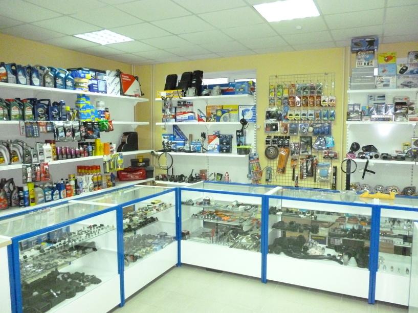 В Тамбове открылся магазин на радость любителям отечественных авто