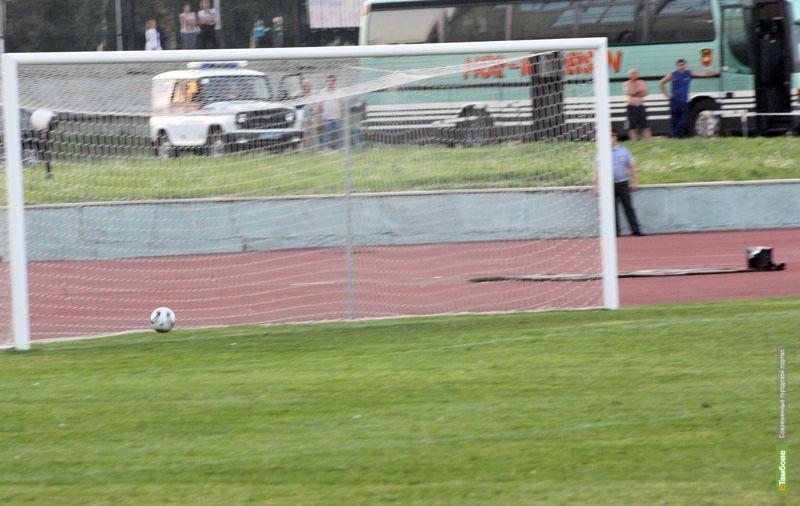 На кубке Черноземья тамбовская «Академия футбола» взяла «бронзу»