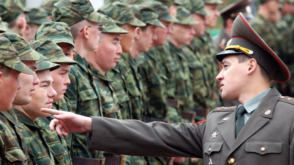8 из 10-ти тамбовских призывников годны к военной службе