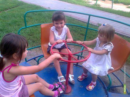 Тамбовчане отмечают День защиты детей