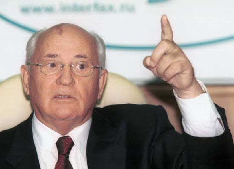 Депутаты хотят отдать под суд Горбачева за отделение Прибалтики