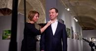 Пресс-секретарь Медведева заработала за год больше своего шефа