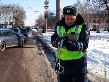 Автомобилист из Тамбова переехал два трупа на трассе