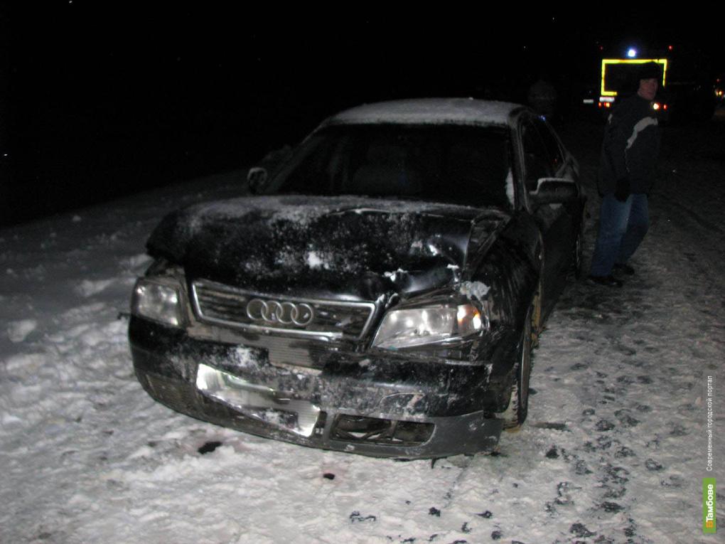 В ДТП на Тамбовщине погиб человек