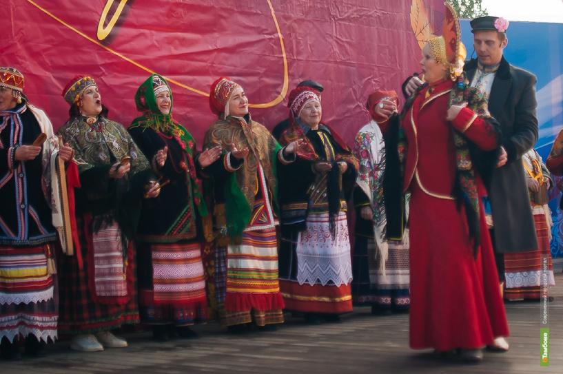 В Сосновском районе пройдёт фестиваль народного творчества