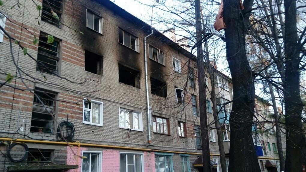 Пострадавшую от взрыва мичуринскую многоэтажку будут ремонтировать 3 месяца. Часть жильцов расселят