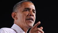 Обама выигрывает выборы по итогам досрочного голосования