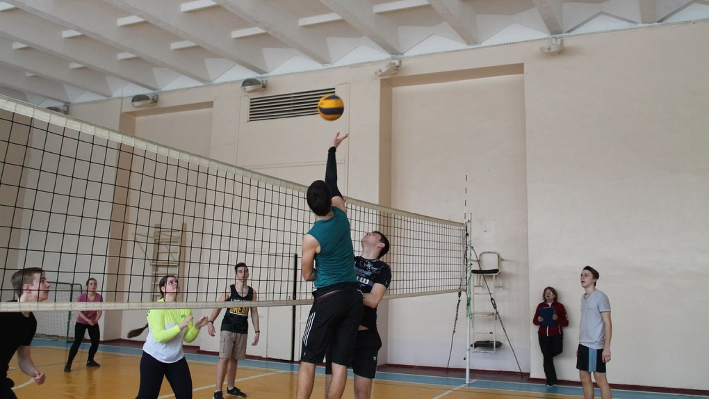 В Тамбовском филиале РАНХиГС завершился турнир по волейболу