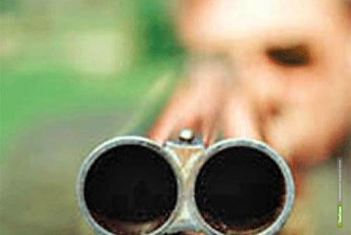 Тамбовчанина застрелили из охотничьего ружья