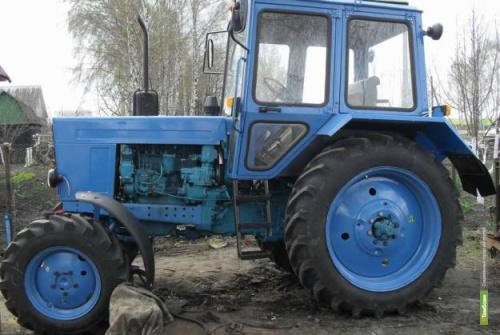 Пьяный тамбовчанин угнал с поля трактор