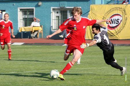Футболисты Тамбова встретятся с коллегами из Первого дивизиона