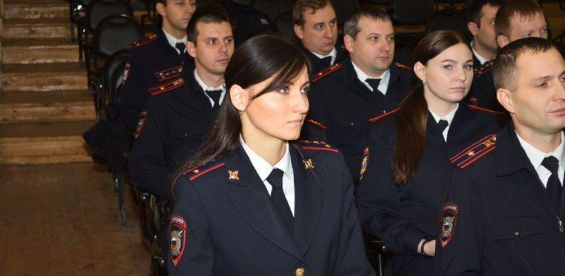 В Тамбовской области работают всего 25 женщин-участковых