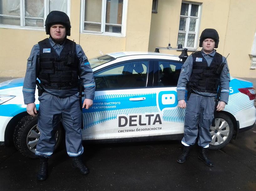 Охранники «Дельта-Тамбов» сорвали попытку ограбления магазина в Моршанске