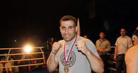 Тамбовчанин стал вторым на кубке России по ММА