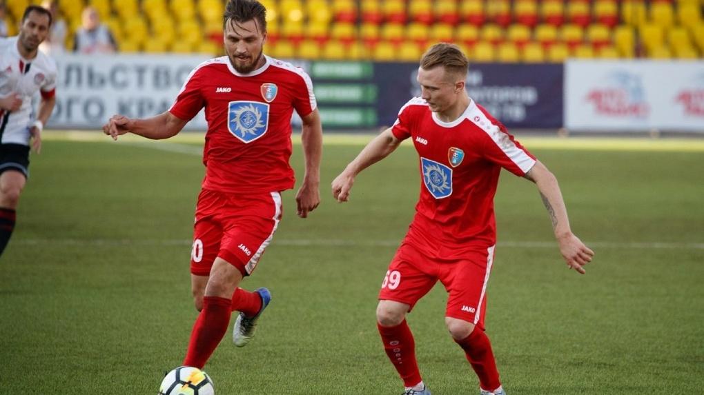 Не в оптимальном составе: в игре с ФК «Тамбов» не сыграют 5 игроков «Амкара»