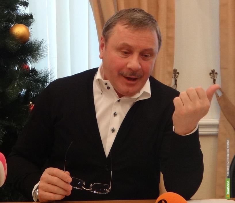 Александр Бобров оказался на четвёртом месте в годовом медиарейтинге ЦФО