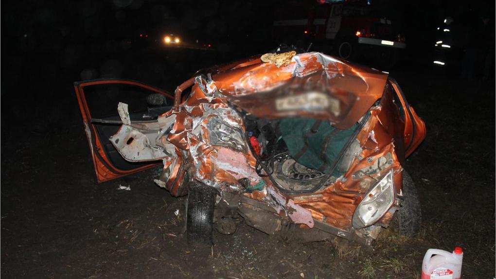 ВНикифоровском районе случилось тройное ДТП: имеется пострадавший
