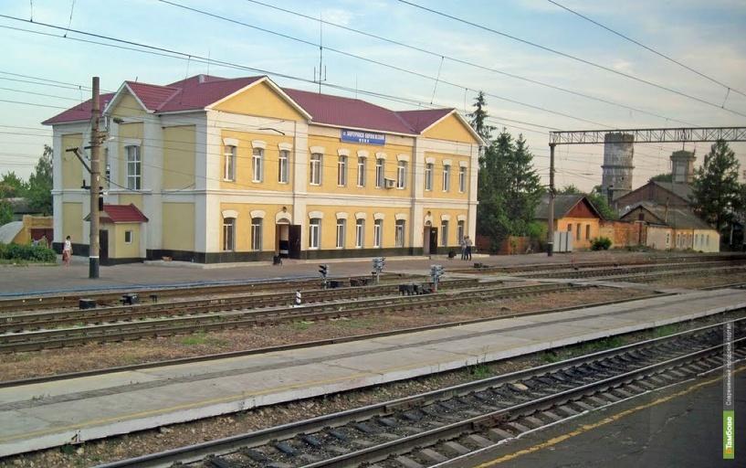 Вокзал «Мичуринск-Воронежский» станет современнее