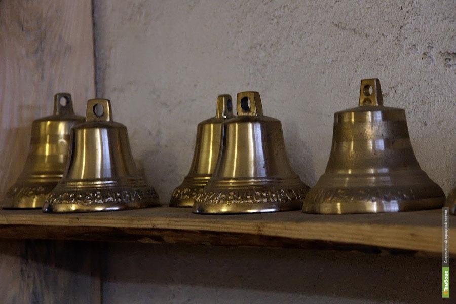 Тамбовский госуниверситет обзаведется колоколами