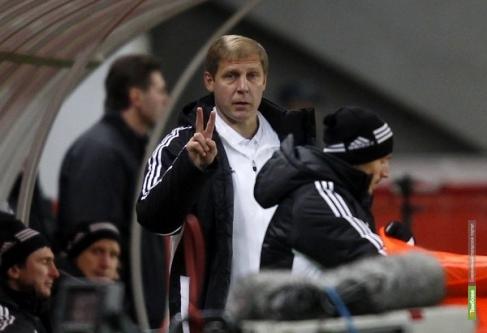 В ФК «Тамбов» будет новый главный тренер