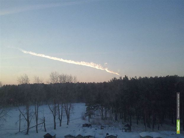 Тамбовский метеорит оказался не хуже уральского