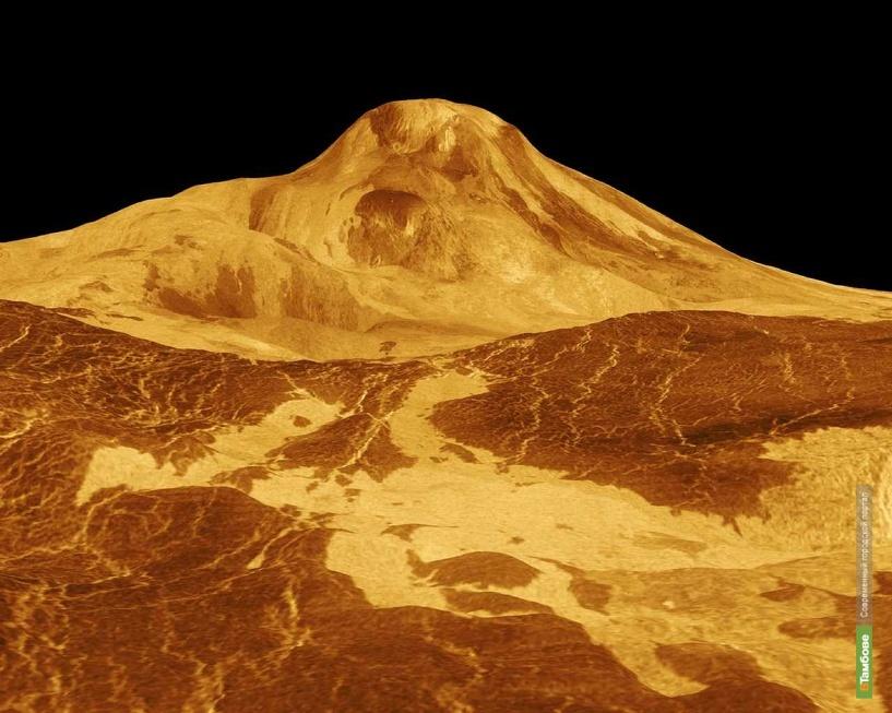 Земля может «закипеть» и превратиться во вторую Венеру