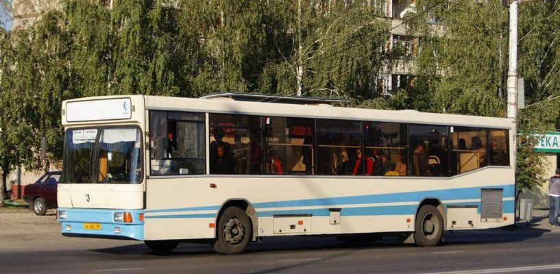 В День города маршруты автобусов и троллейбусов изменятся