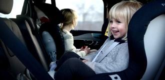 Дорожная полиция выйдет в рейд по детским удерживающим устройствам