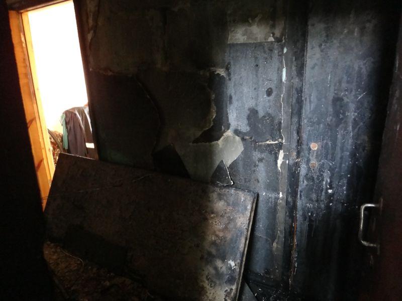 По факту гибели малолетнего ребёнка при пожаре возбудили уголовное дело