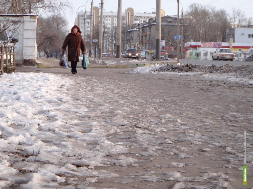 Метеорологи нашли взаимосвязь между морозами в США и теплой зимой в РФ