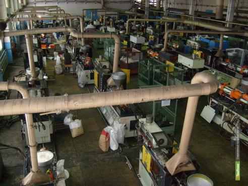 Темпы промпроизводства на Тамбовщине выросли на 12%