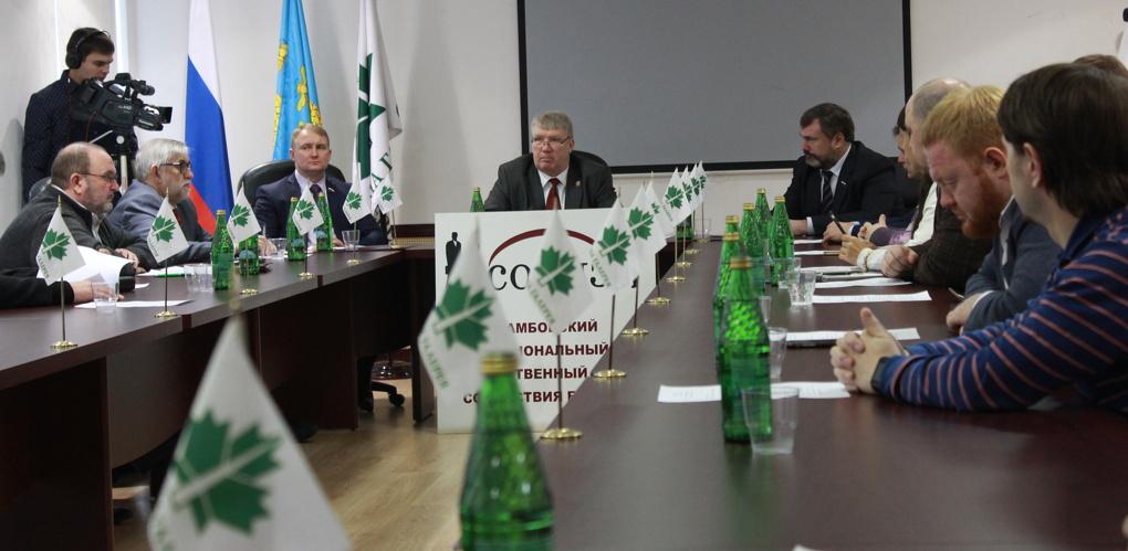 В областном центре состоялся разговор об оптимизации муниципального управления