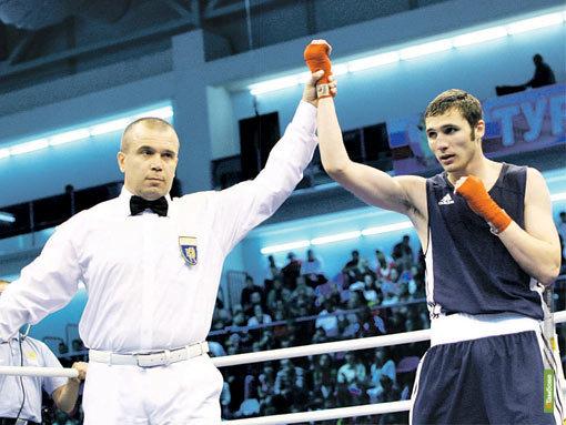 Тамбовский боксер стал чемпионом турнира «Grand Prix»