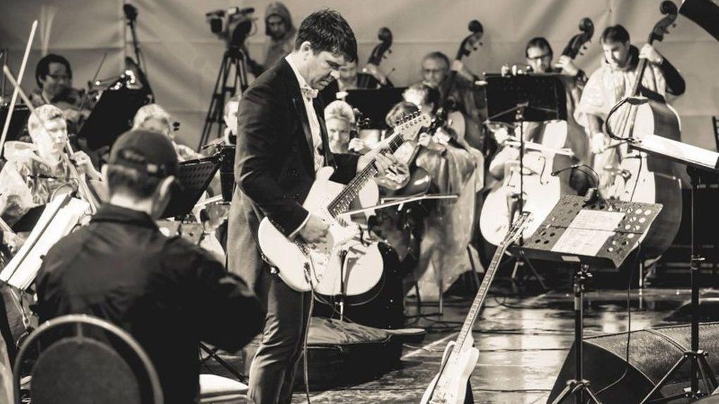 На рок-фестиваль «Чернозем» приедет легендарный гитарист группы «Кино» (12+)