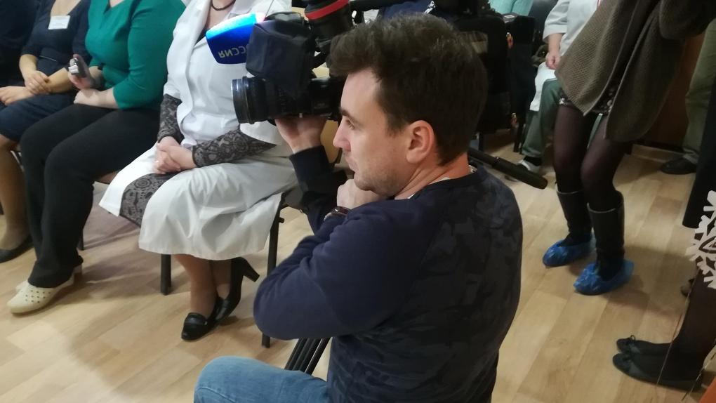 Тамбовский Дом ребёнка покажут по телеканалу «Россия 1»