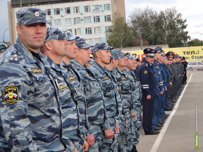 Тамбовские военнослужащие вселятся в новые квартиры