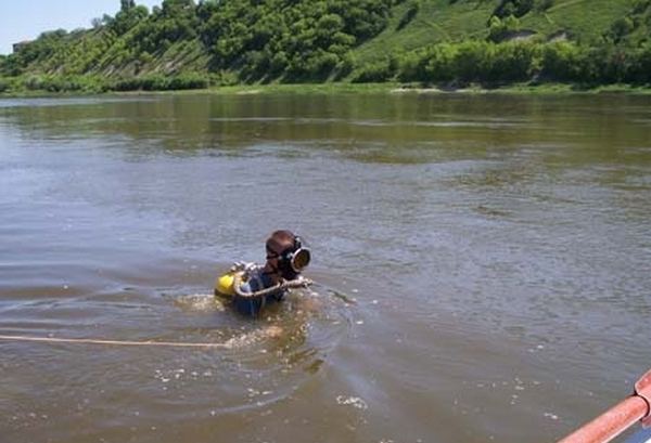 В Горелом утонул мужчина
