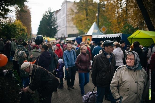 В Тамбовской области меньше процента населения зарабатывает более 75 тысяч рублей