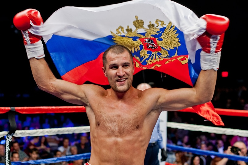 Знай наших: боксер Сергей Ковалев победил американца Бернарда Хопкинса