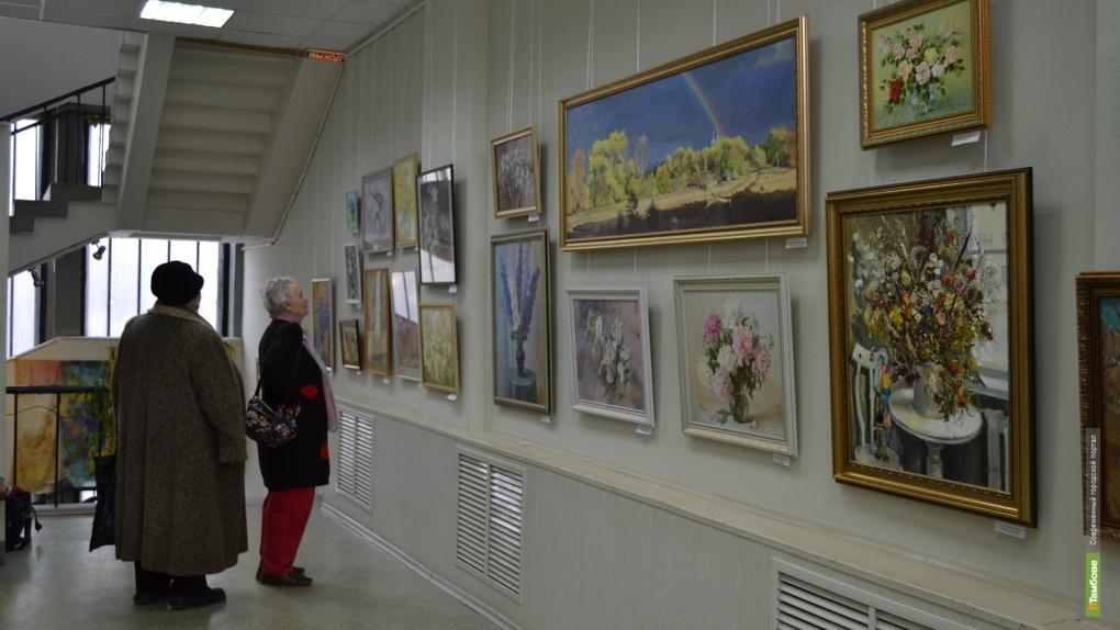 В Тамбове открывается персональная выставка Бориса Ткачёва