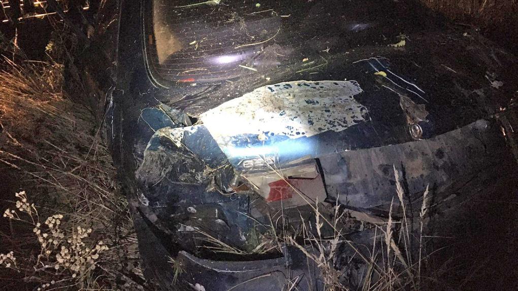 Мужчина погиб в ДТП в Токаревке