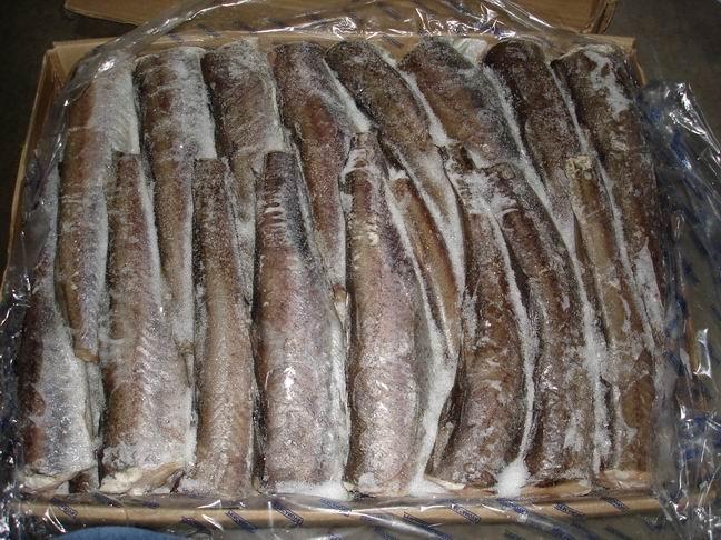 В селе Староюрьево у предпринимателя из гаража украли свежемороженую рыбу