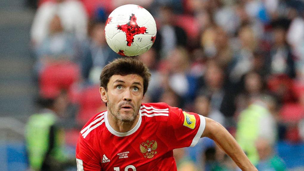 «Не хватает уже сил играть на таком уровне»: Юрий Жирков завершил карьеру в сборной