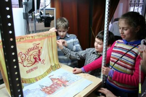 Юным тамбовчанам покажут как делать мультики