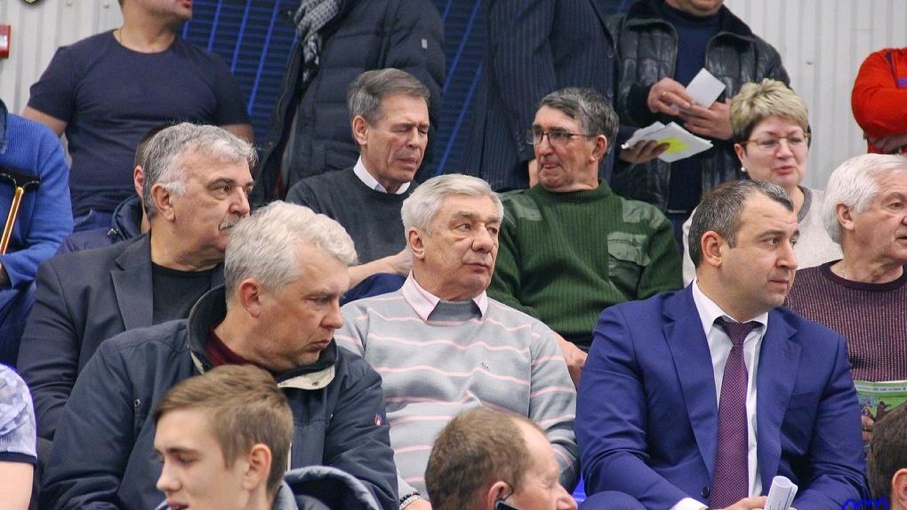 Президентом ФК «Тамбов» стал вице-губернатор Арсен Габуев